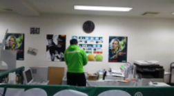 レックインドアテニススクール上石神井開設準備室営業中